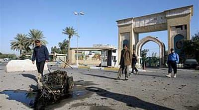 Politicians targeted in Iraq attack