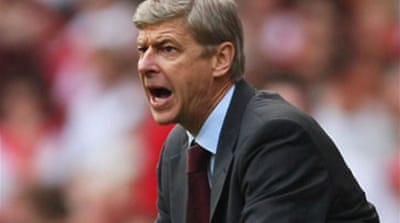 "Wenger: ""We have a chance"""