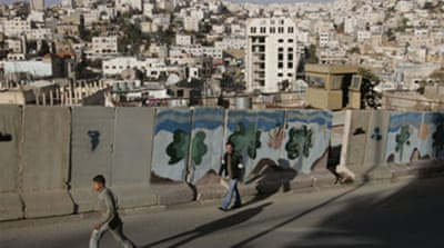 Palestinians seek settlement freeze