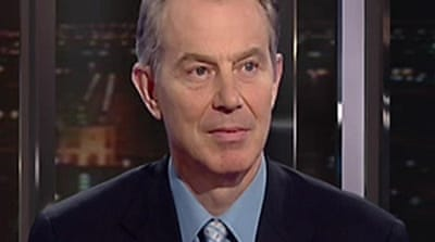 Interview: Tony Blair