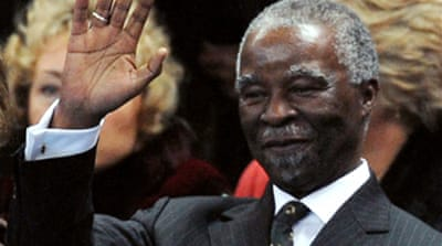 Mbeki warning ahead of ANC vote