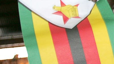 Zimbabwe justice chief suspended