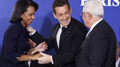 Paris hosts Palestinian donor talks