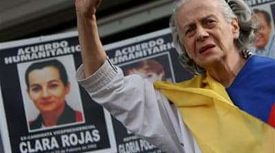 Farc hostage release delayed