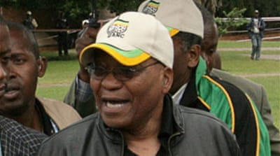 Zuma takes over divided ANC