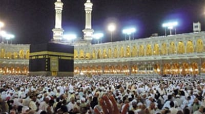 Hajj: Major incidents