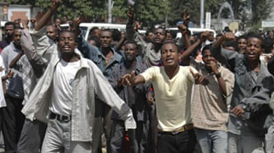 Ethiopian court convicts activists
