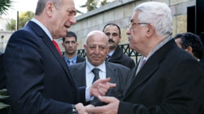 Olmert disappoints Abbas in talks