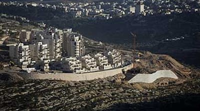 Outrage over new Israel settlements