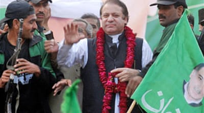 Sharif barred from Pakistan polls