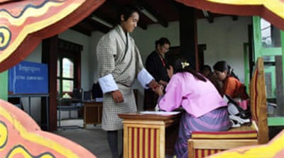 Bhutan set for landmark vote