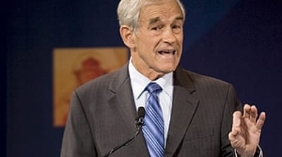 Ron Paul's internet revolution