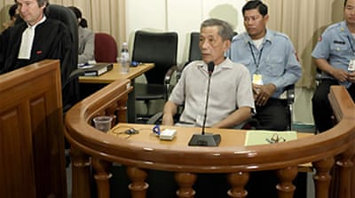 Khmer Rouge jailer appeal rejected