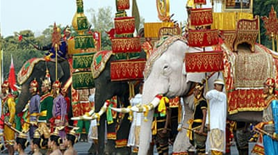 Celebrations for Thai king's 80th