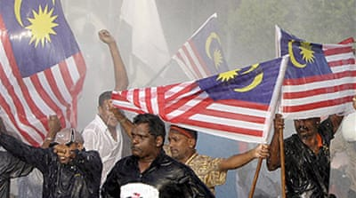 Malaysian Indian activists detained