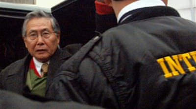Stage set for Fujimori trial