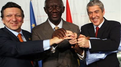 Africa leaders reject EU trade deal