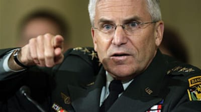 US commander denies Iraq failure