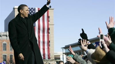 Obama enters US presidential race