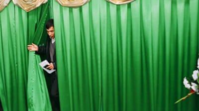 Turkmenistan vote ends