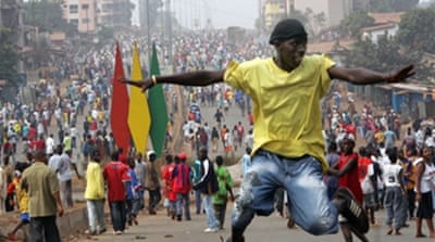 Three die in fresh Guinea clashes
