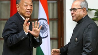 India, China and Russia hold talks