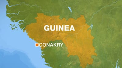 Guinea girls 'treated as slaves'
