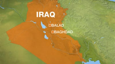 Dozens killed in Iraq market blast