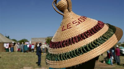 High turnout in Lesotho vote