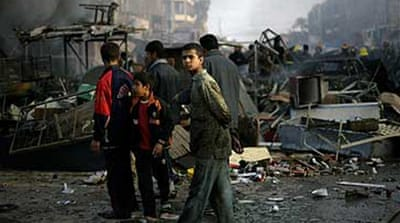 Iraq minorities face 'eradication'