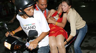 Fears of more bombings in Thailand
