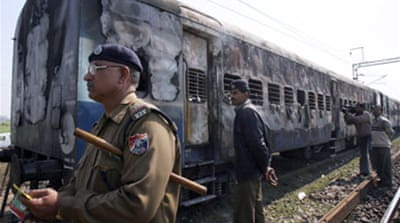 Dozens dead in Indian train fire