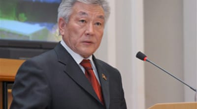 Kyrgyz leader faces calls to quit
