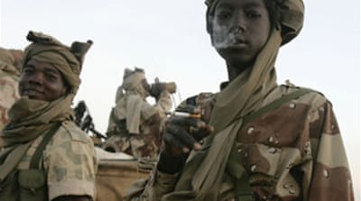 Chad forces 'repel assault'