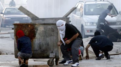 Arrests spark Bahrain protests