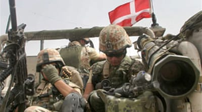 Denmark follows UK Iraq pullout