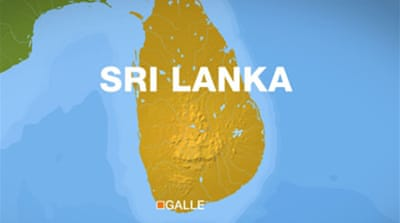 Sri Lanka sinks 'rebel' arms ship