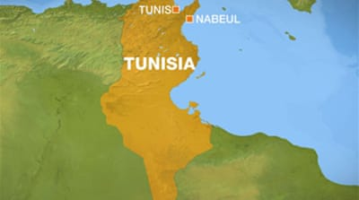 Tunisia hunts abducted tourists