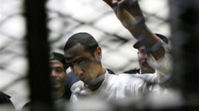 Egyptian denies spying for Israel