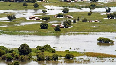 Namibia braces for more flooding