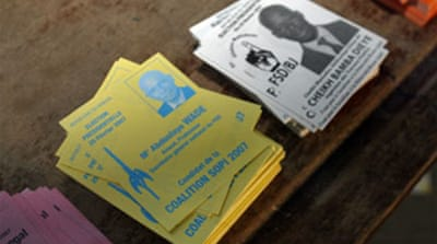 Loser claims fraud in Senegal polls