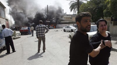 Iraq bombings kill at least 13