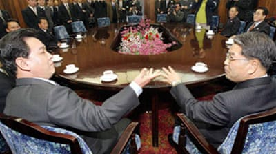 North and South Korea resume talks