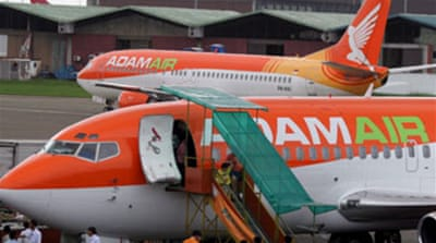 Indonesia grounds troubled airline
