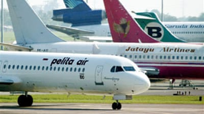 Indonesia clears major airlines