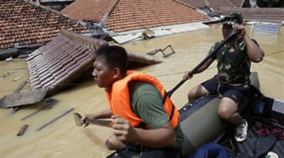 Jakarta warns of more floods