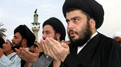 Al-Sadr slams Baghdad security plan