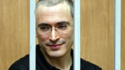 Yukos founder faces new charges