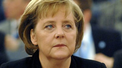 Merkel warns Iran on nuclear issue