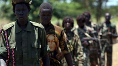 Uganda rebels 'start war' in Sudan